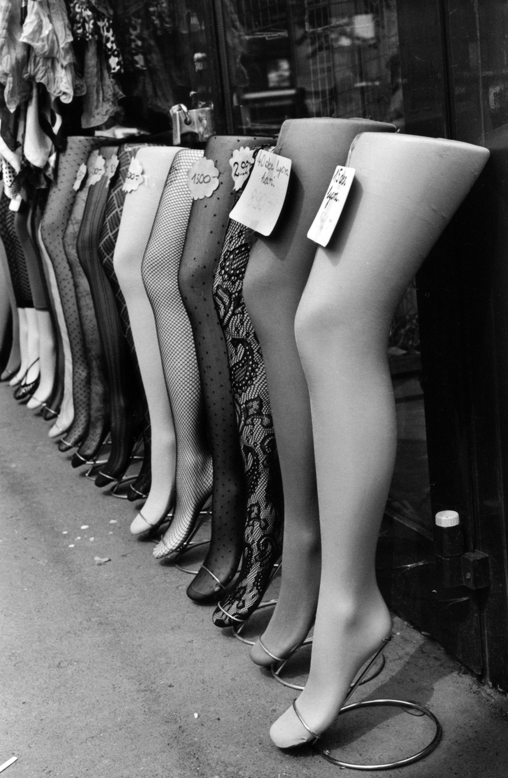 Legs 2, by Nicola Bensley