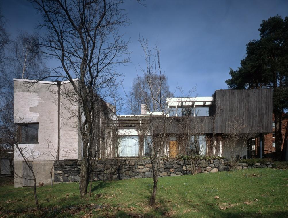 Alvar Aalto House Helsinki 1936