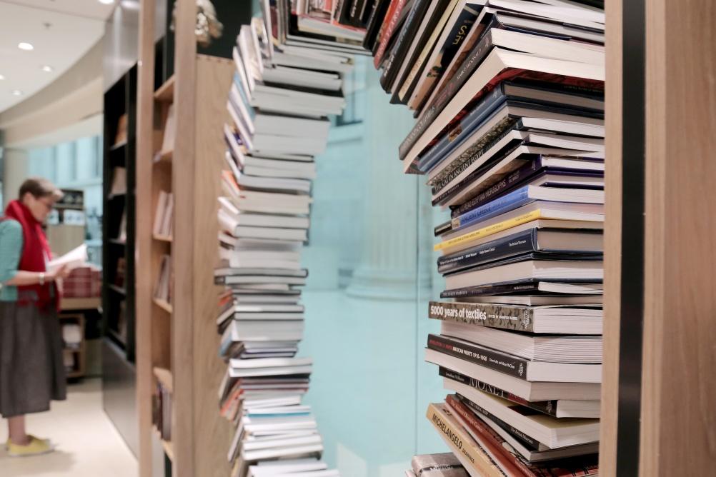 British Museum book shop