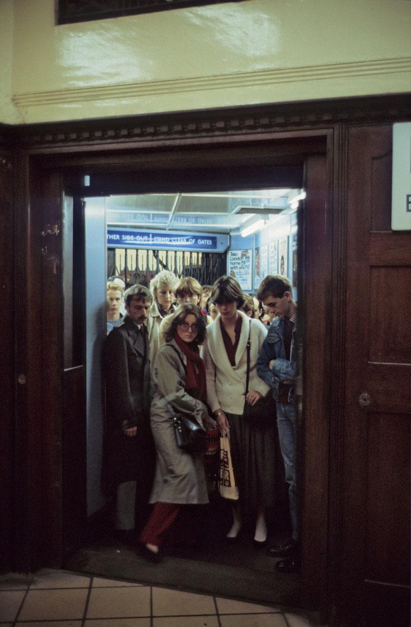 Covent Garden Lift