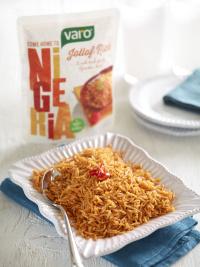 Jallof rice