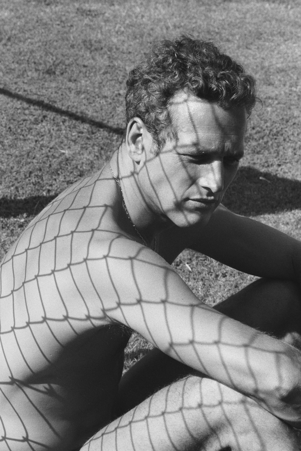 Dennis Hopper Paul Newman, 1964 Photograph, 16.64 x 25.02 cm The Hopper Art Trust