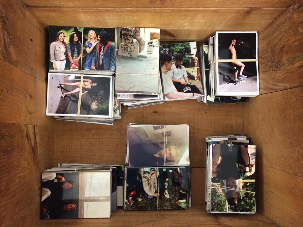 Larry Clark photographs