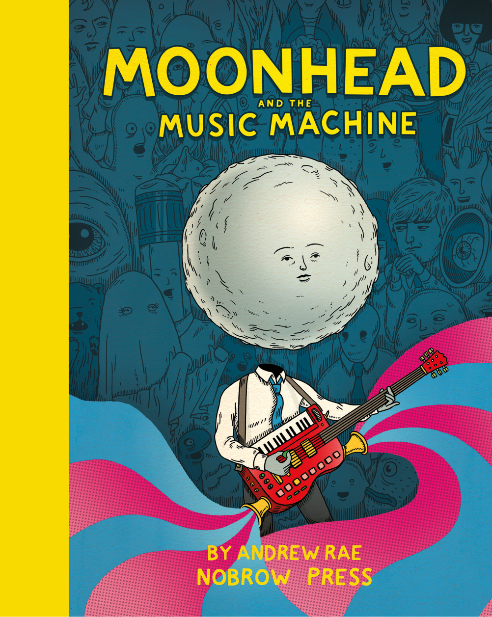 Moonhead and the Music Machine Cover