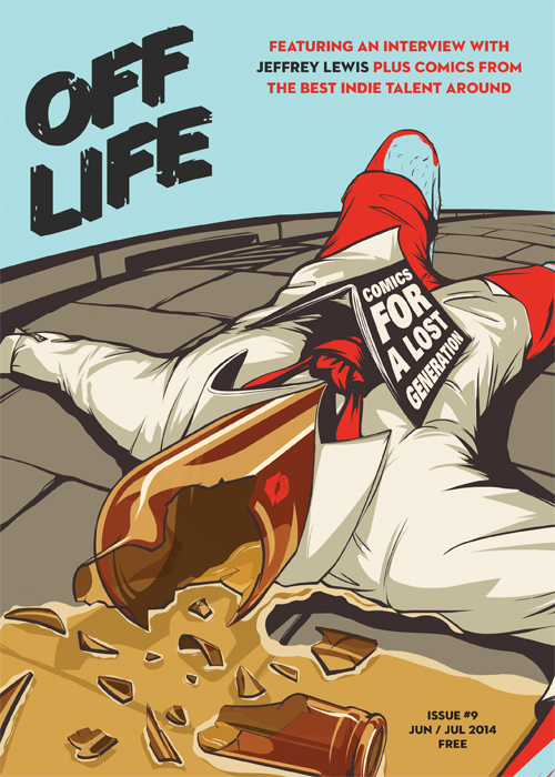 OFF LIFE 9 cover