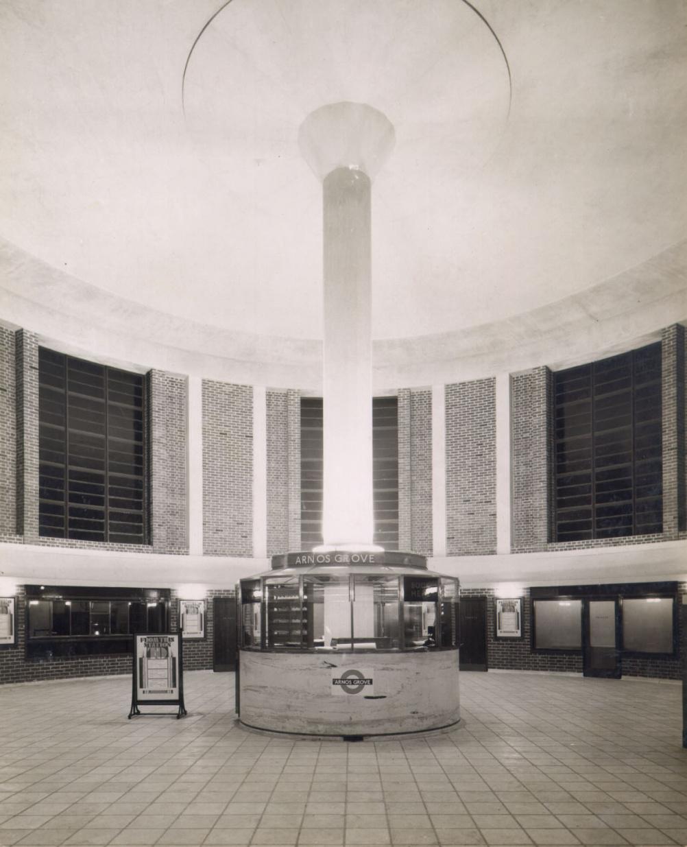 Original Arnos Interior