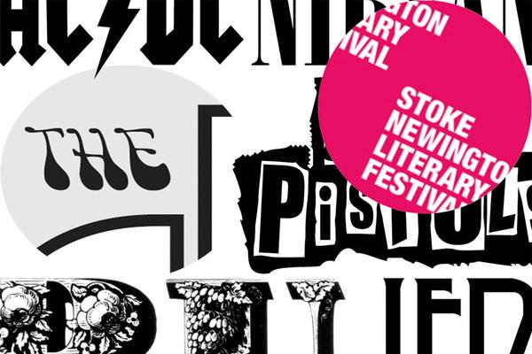 Album cover typography talk