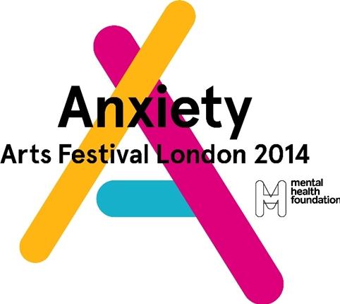 Praline's Anxiety Arts Festival branding