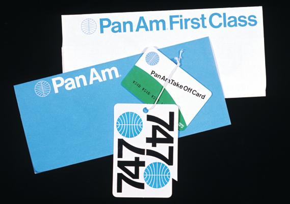 Pan Am tickets