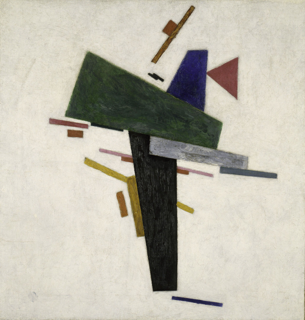Kazimir Malevich (1878 - 1935) ?Untitled c.1916