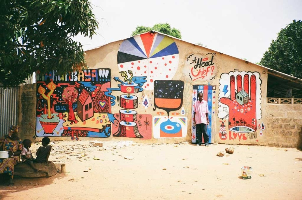 Sickboy's street art