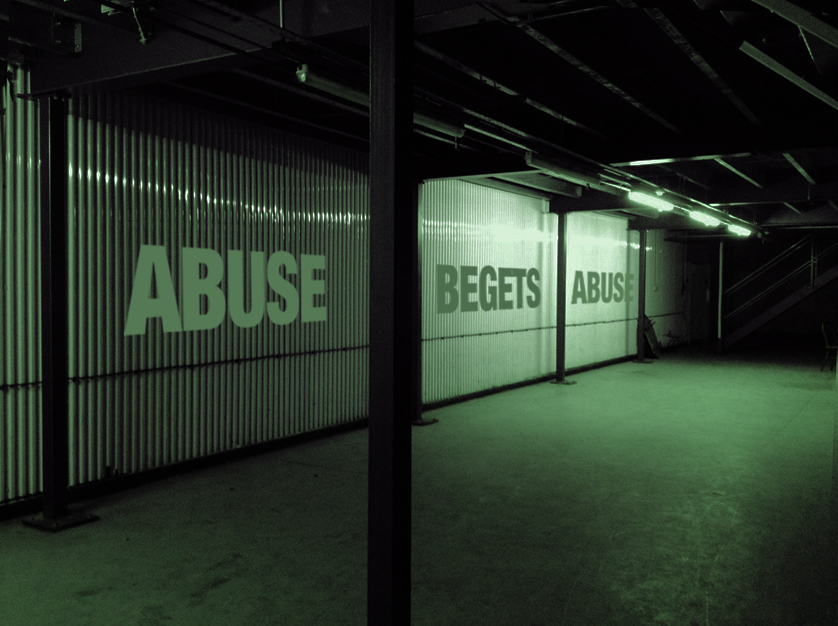 Abuse Begets Abuse