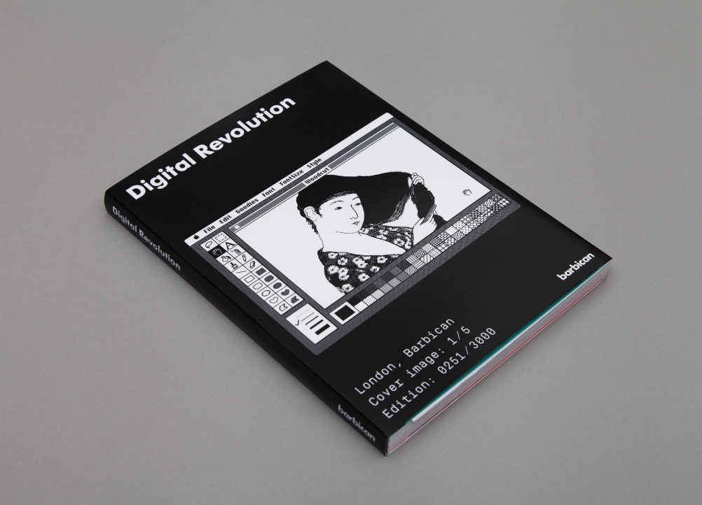 Digital Revolution catalogue cover 1/5