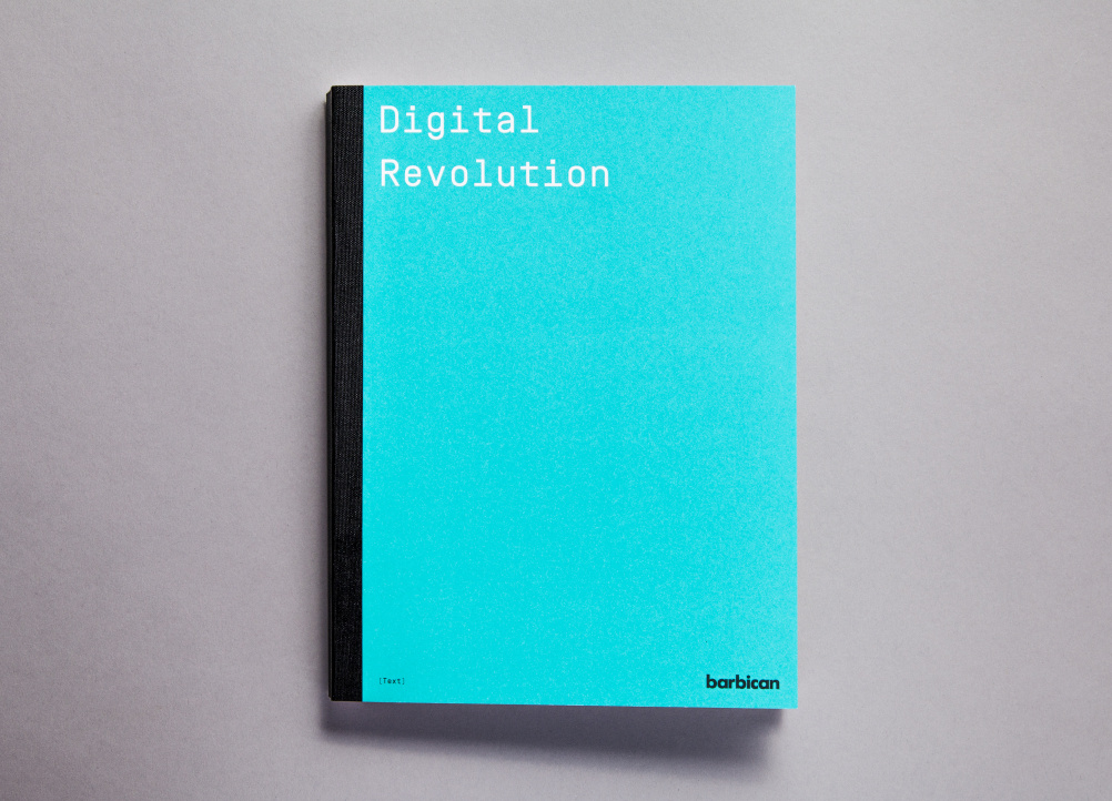 Digital Revolution catalogue inside cover