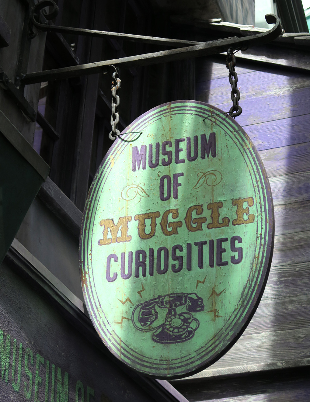 Musuem of Muggle Curiosities