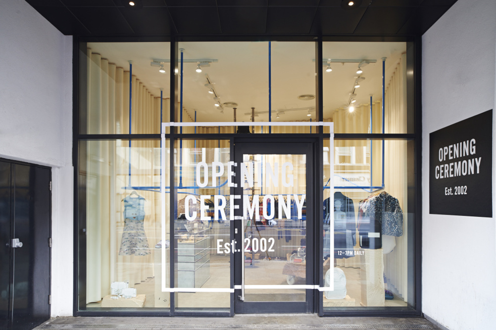Opening Ceremony entrance