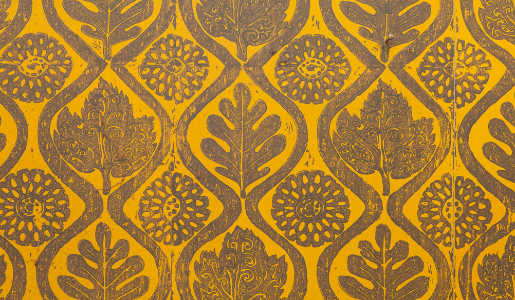 Wallpaper design, Peggy Angus