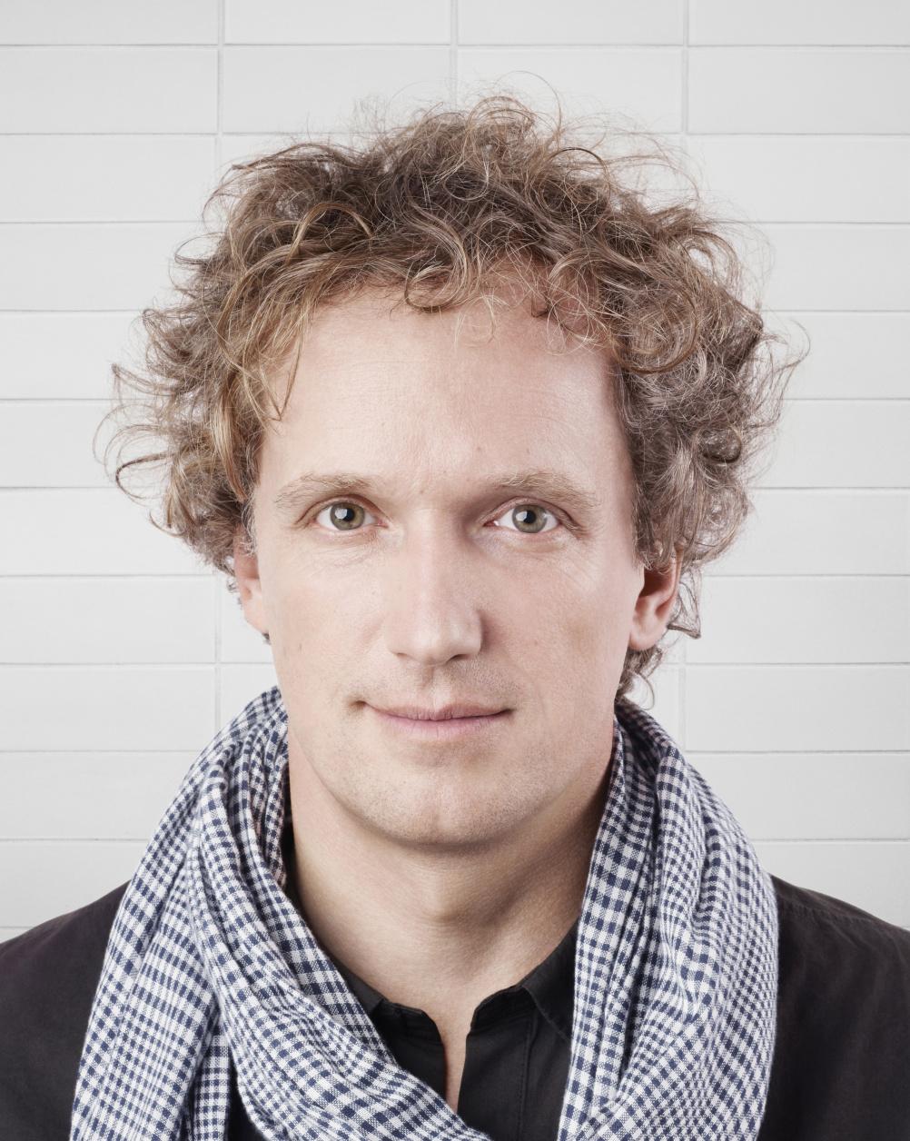 Fuseproject founder Yves Béhar