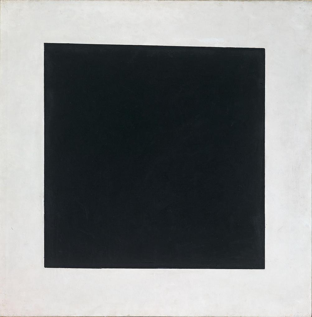 Kazimir Malevich, Black Square 1929