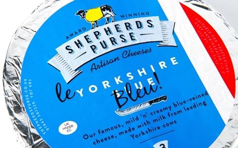 Yorkshire Bleu