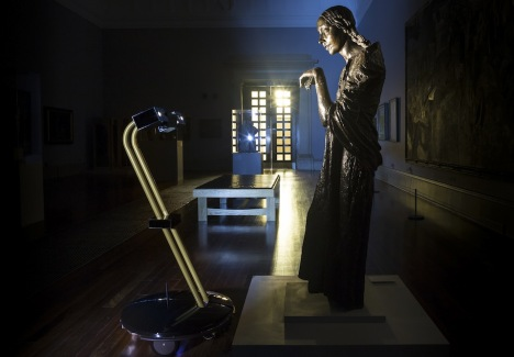 The Tate Britain's After Dark robots