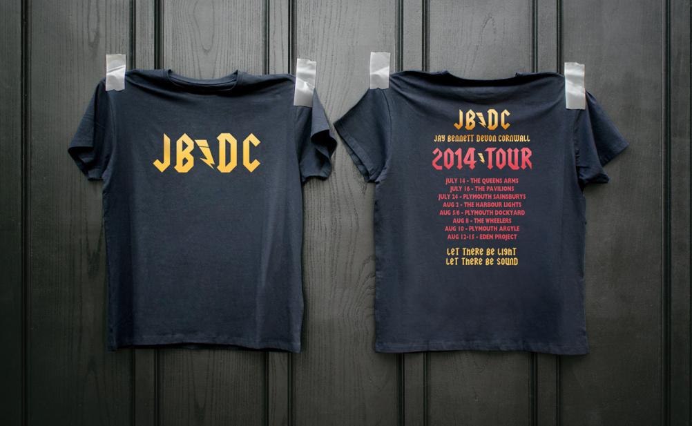 JBDC branding by Afterhours