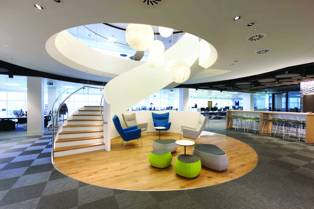 Skype's London office