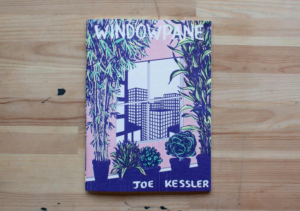 Windowpane by Joe Kessler