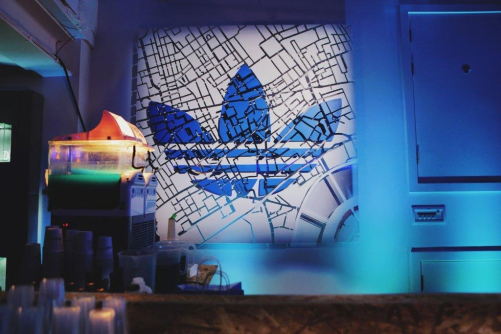 pas mal 3e541 15d5c Adidas opens Originals London flagship with 'global ...