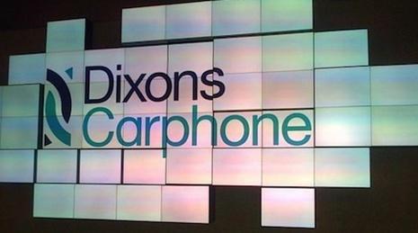 The Dixons Carphone logo