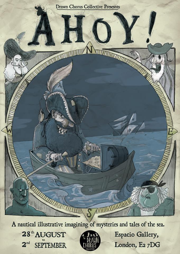 Ahoy invite