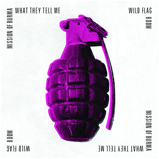 Wild Flag, Boom