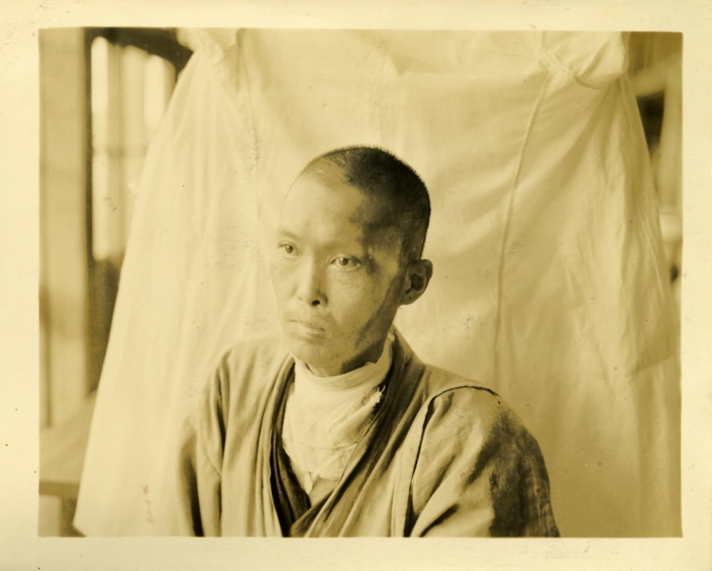 Photographer Unknown, Face 1945-1950