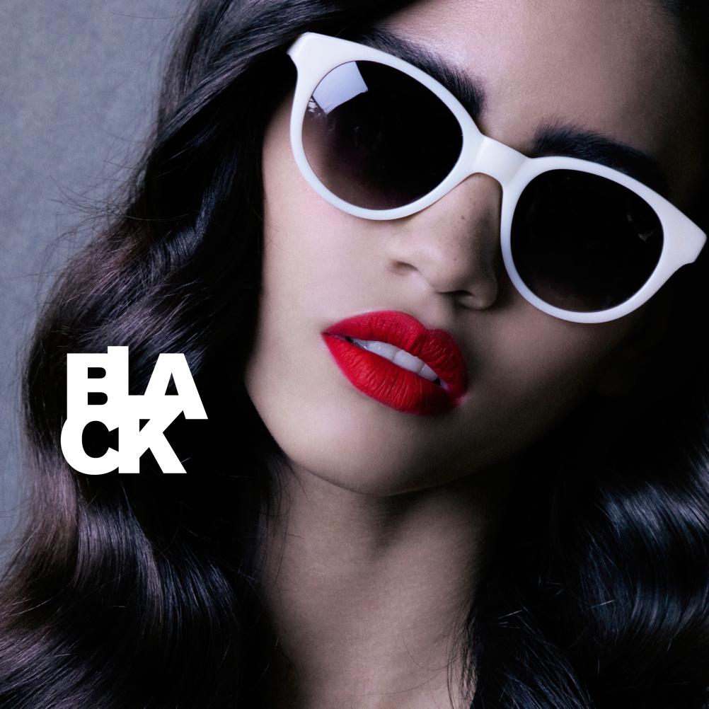 Black Eyewear identity