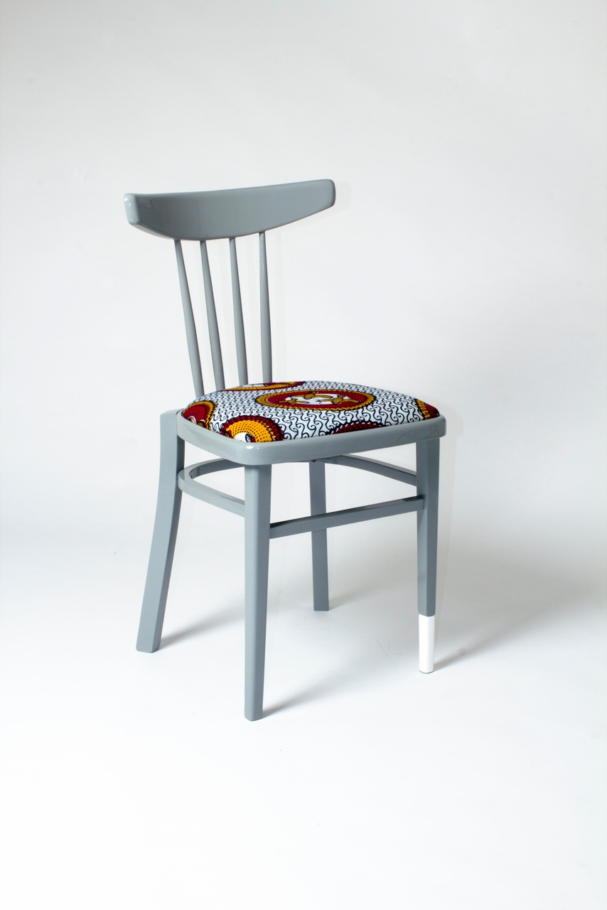 Chair by Yinka Ilori