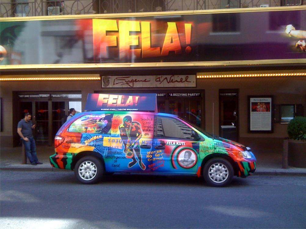 Fela Bus