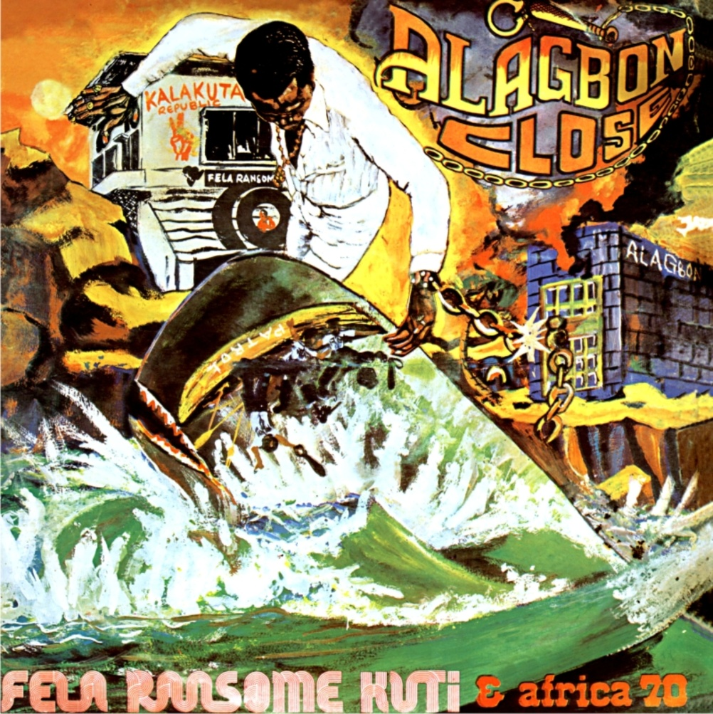 Fela Kuti, Alagbon Close