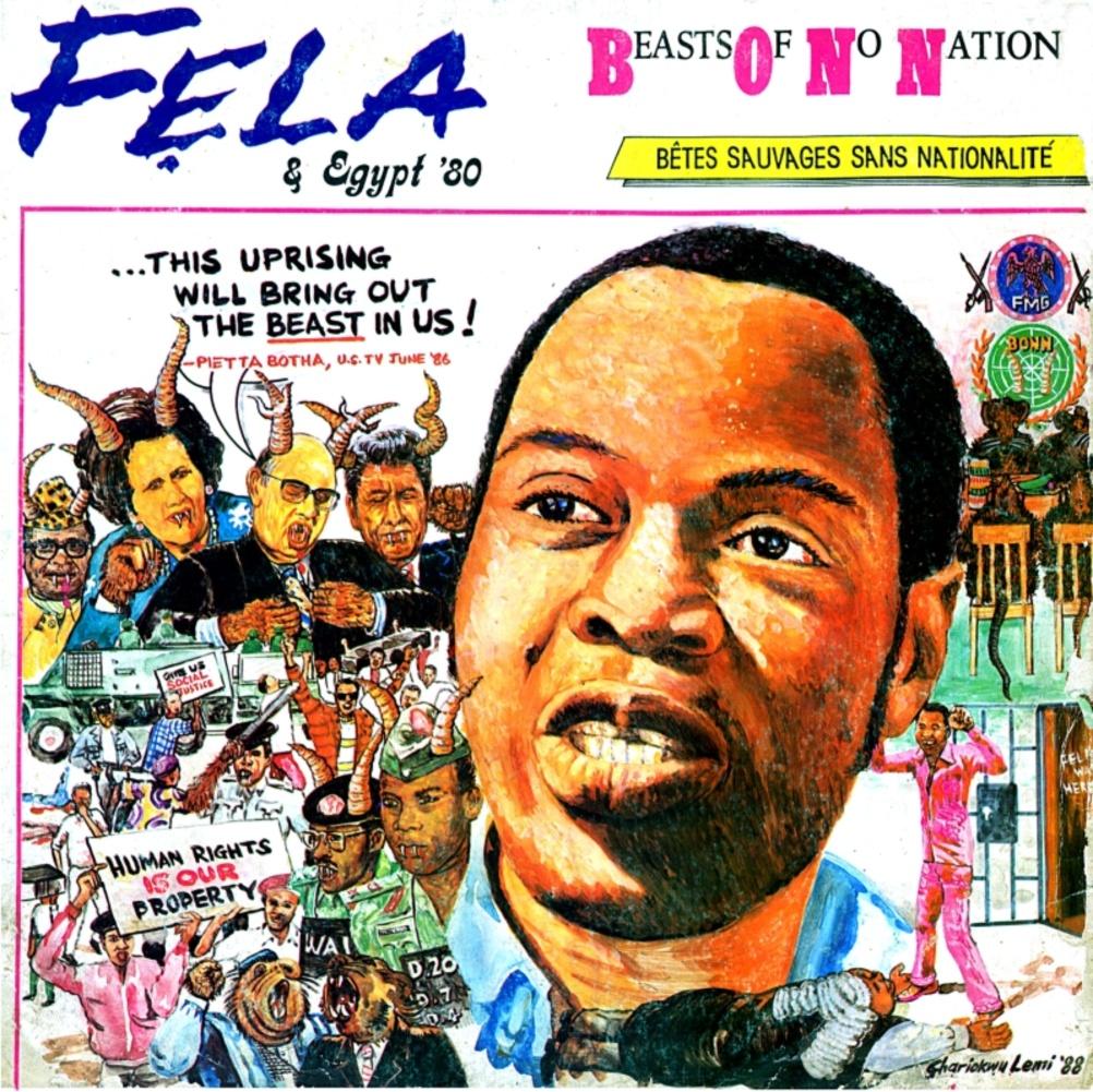 Fela Kuti, Beasts of No Nation