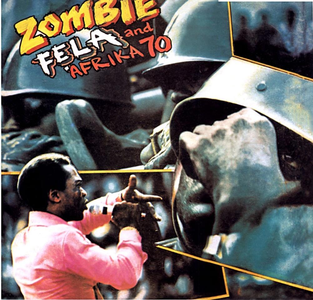 Fela Kuti, Zombie