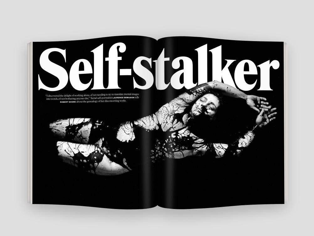 Self-stalker
