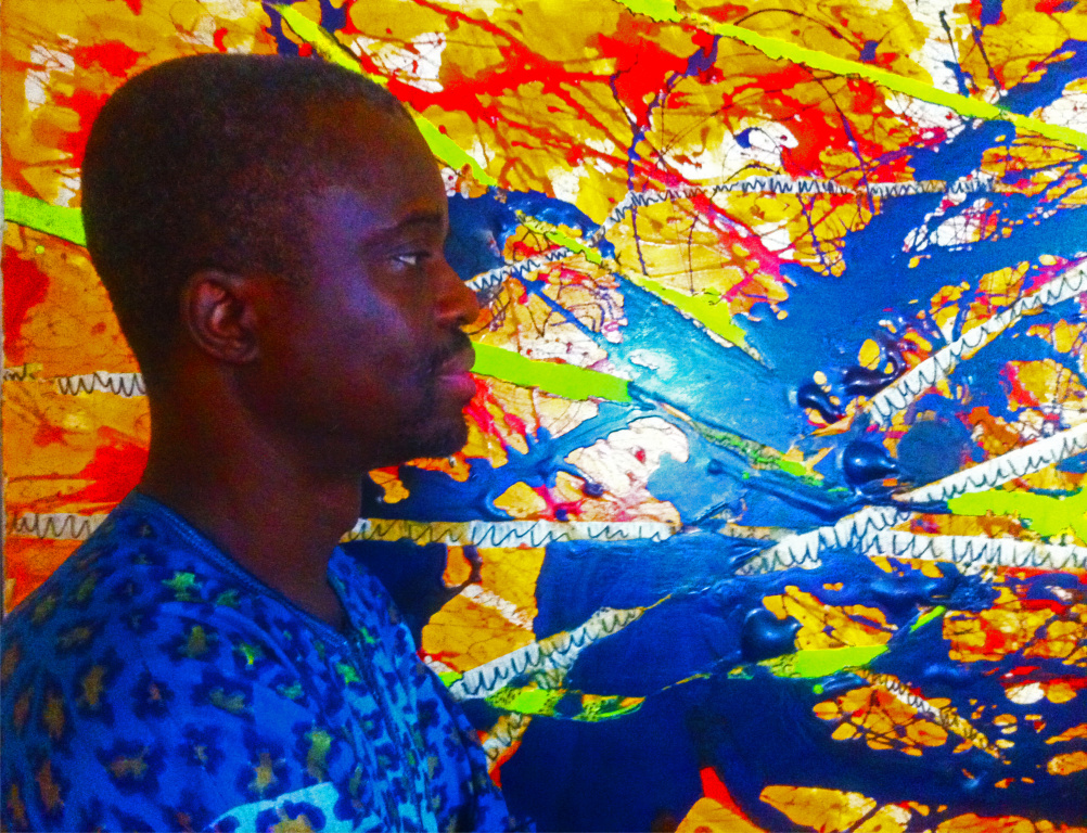 Lemi Ghariokwu, artist and record sleeve designer