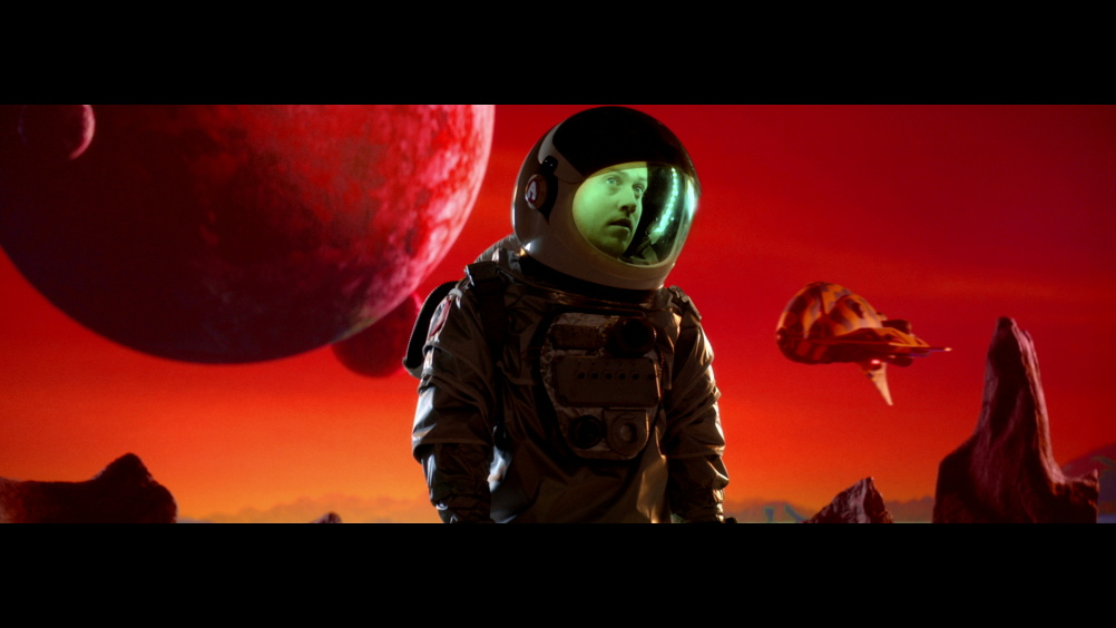 Metronomy, I'm Aquarius music video still