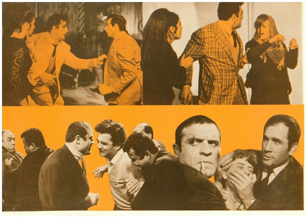 Way To Hell, Tareek Al Khataya, 1968, Arabic cover