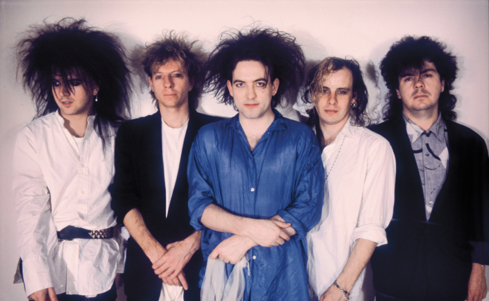 The Cure at the Royal College of Art
