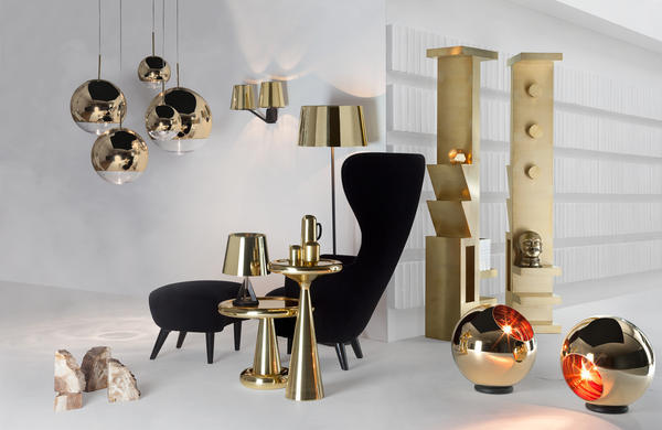 Tom Dixon's club-inspired collection