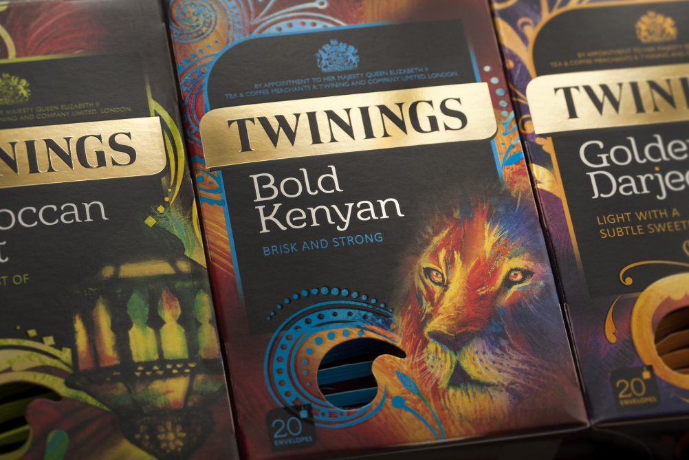 Twinings by Brandopus
