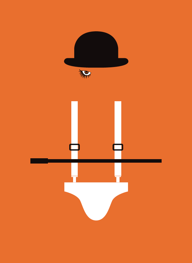 Viddy Well (A Clockwork Orange) - Andy Mallalieu