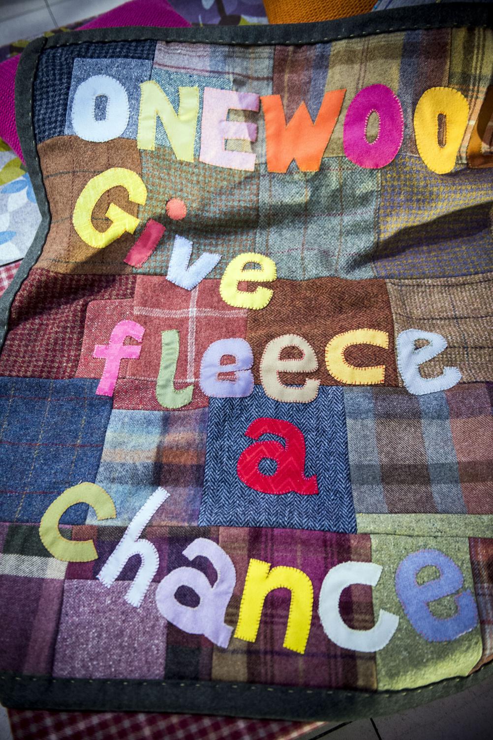 Give fleece a chance