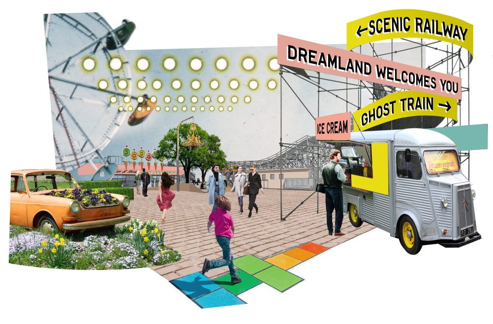 Designs unveiled for Margate's new Dreamland