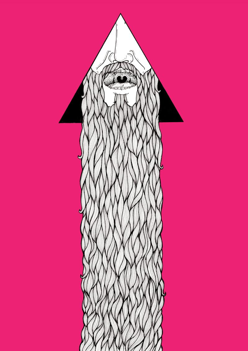 Frederik Andersson, Infinite Beard